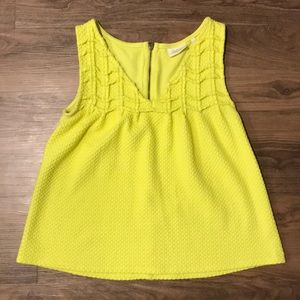 Anthropologie Yellow Tank (super comfy!)